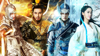 TV World // China {God of War, Zhao Yun}